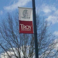 Photo taken at Troy University Dothan by Anna D. on 3/15/2011