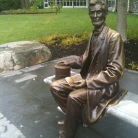 Photo taken at Gettysburg National Military Park Museum and Visitor Center by The T. on 8/25/2011