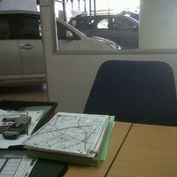 Photo taken at Daihatsu Edenvale by Max M. on 9/23/2011