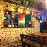 Photo taken at Taverna GO-RO by Marco G. on 8/4/2011