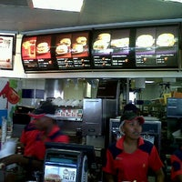 Photo taken at McDonald's by M@r3l! O. on 11/16/2011