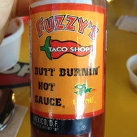 Photo taken at Fuzzy's Taco Shop by Jeff K. on 2/26/2012