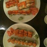 Photo taken at Sushi Para II by M B. on 4/18/2012