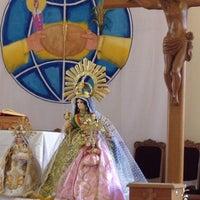 Photo taken at Iglesia Verbo Divino by J. Pablo L. on 8/19/2012
