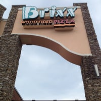 Photo taken at Brixx Wood Fired Pizza by Trey D. on 8/10/2012