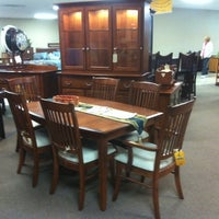 Photo Taken At Amish Furniture Of Bristol LLC By Israel S. On 2/18 ...
