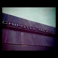 Photo taken at Chipotle Mexican Grill by Ryan K. on 12/26/2010