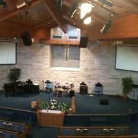 Photo taken at New Beginnings Christian Church by Bethany J. on 8/20/2011