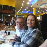 Photo taken at Churrascaria Picanha de Ouro by Paula C. on 1/29/2012