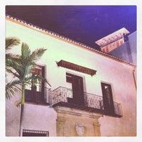 Foto tomada en Museo Carmen Thyssen Málaga por Victor G. el 3/23/2011