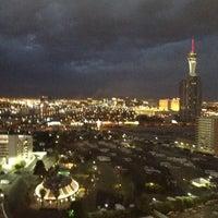 Photo taken at Skyrise Tower by Jiayi W. on 8/10/2012