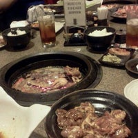 Photo taken at Tajimaya Charcoal Grill by Benjie G. on 12/13/2011