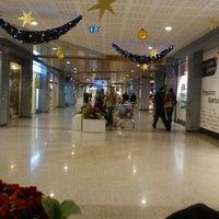 Photo taken at Centro Commerciale La Romanina by MAMO M. on 12/30/2011