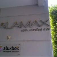 Photo taken at Alamax Company by Ouikub l. on 1/5/2012