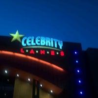 Photo taken at Celebrity Lanes Bowling by Jordan K. on 5/16/2012