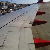 Photo taken at Gate 2 by Reagan C. on 4/24/2011