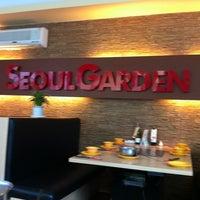 Photo taken at Seoul Garden by Jin P. on 10/16/2011