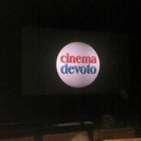 Photo taken at Cinema Devoto by Carlos Emil B. on 4/29/2012