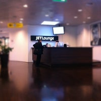 Photo taken at JET Lounge by Mayumi I. on 8/2/2012
