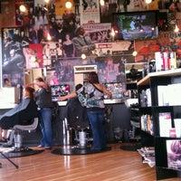 Photo taken at Floyd's 99 Barber Shop by john on 7/8/2012