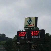 Photo taken at Go Mart by Gene P. on 8/15/2011
