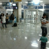 Photo taken at Gate 28 by Cassio M. on 11/14/2011