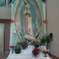 Photo taken at St. Mary's Catholic Church by Lisa G. on 12/11/2011