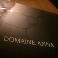 Photo taken at Domaine Anna by Pieter C. on 4/12/2011