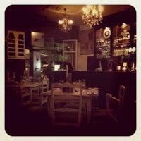 Photo taken at Restaurant Junta Nacional by Maria Jose J. on 5/19/2011