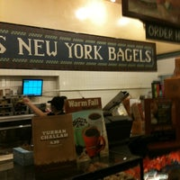 Photo taken at Noah's Bagels by Ron B. on 9/30/2011