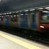 Photo taken at Metro Avenida [AZ] by João O. on 3/21/2011