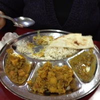 Photo taken at All India Sweets & Restaurant by Scott K. on 11/10/2011