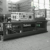 Photo taken at MTA Subway - 149th St/Grand Concourse (2/4/5) by D on 9/2/2011