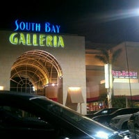 Photo taken at South Bay Galleria by Patrick K. on 12/19/2011