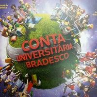 Photo taken at Banco Bradesco by Adriana O. on 9/12/2011