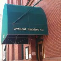 Photo taken at Wynkoop Brewing Co. by Matthew B. on 8/15/2011