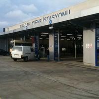 Photo taken at TÜVTÜRK Araç Muayene İstasyonu by Goktug G. on 1/29/2011