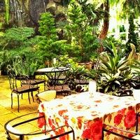 Photo taken at Bankampu Tropical Café by ATHIPON V. on 11/4/2011