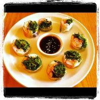 Photo taken at Sushi 'n Thai by Joanna V. on 7/25/2012