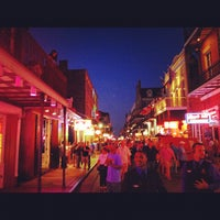 Photo taken at Bourbon Street by Andy C. on 6/3/2012