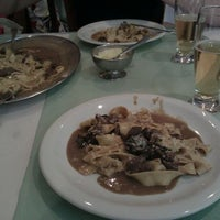 Photo taken at L'osteria do Nonno Amerigo by Guilherme N. on 2/5/2012