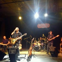 Photo taken at El Genaina Theatre by Beshoy S. on 6/15/2012