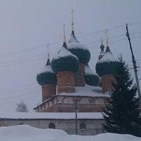Photo taken at Великое by Константин Д. on 2/9/2011