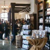 Photo taken at Starbucks by Kurosh S. on 3/16/2012