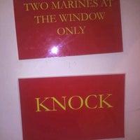 Photo taken at Marine Barracks Supply Warehouse by Shakiyla H. on 11/21/2011
