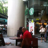 Photo taken at Starbucks by Taufiq A. on 12/18/2011