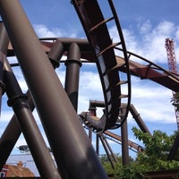 Photo taken at Thorpe Park by Alex C. on 8/11/2012
