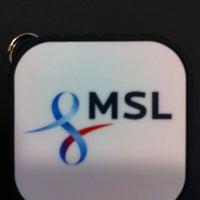 Photo taken at MSL by Matilde C. on 12/21/2010