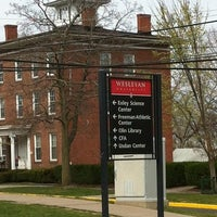 Photo taken at Wesleyan University by Chris G. on 4/9/2012