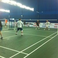 Photo taken at Sports Arena Sentosa by Ginger Wong on 11/14/2011
